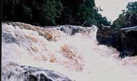 Munhoz - Munhoz-MG-Cachoeira do Anjo-Foto:munhozminasgerais