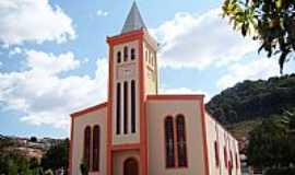 Munhoz - Munhoz-MG-Matriz de Santa Cruz-Foto:Vicente A. Queiroz