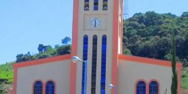 Igreja de Munhoz- padroeiro-santa Cruz, Por kakarllus