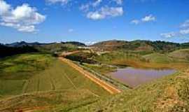 Muria� - Barragem da Mineradora do Cons�rcio Mira�-Foto:sgtrangel