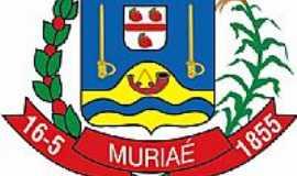 Muriaé - Brasão Muriaé_MG