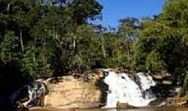 Mutum - Mutum-MG-Cachoeira do Jovem-Foto:Elpídio Justino de A…