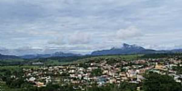 Mutum-MG-Vista da cidade-Foto:Elpídio Justino de A…