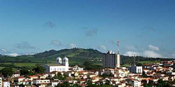 Vista panorâmica - Muzambinho