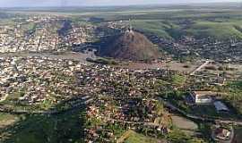 Nanuque - Nanuque-MG-Vista aérea da cidade-Foto:policiamilitar.mg.