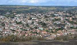 Nanuque - Nanuque-MG-Vista parcial de cima da Pedra do Bueno-Foto:Evando Costa