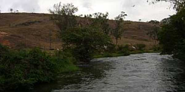 Nanuque-MG-Rio Mucuri em Vila Esperança-Foto:Evando Costa