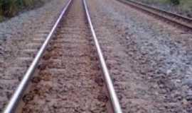 Naque - linha f�rrea da CVRD, Vitoria/Minas, Por Samara Paula