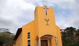 Naque - Naque-MG-Paróquia de Santo Antônio-Foto:diocesevaladares.com.br