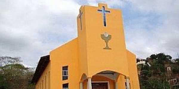 Naque-MG-Paróquia de Santo Antônio-Foto:diocesevaladares.com.br