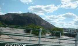 Naque-Nanuque - Ponte da cidade de Nanuque, Por Cláudio Sérgio