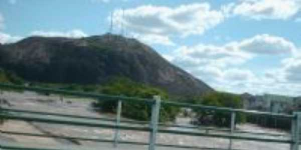 Ponte da cidade de Nanuque, Por Cláudio Sérgio