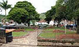 Natércia - Natércia-MG-Praça da Matriz-Foto:Gláucio Almeida