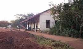 Nazareno - Nazareno-MG-Antiga Estação no Distrito de Coqueiros-Foto:Bruno Leal