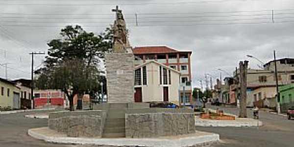 Nazareno-MG-Igreja de  São Sebastião-Foto:Francisco Belato