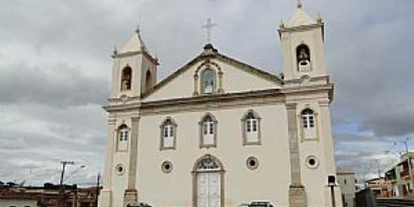 Nazareno-MG-Matriz de N.Sra.de Nazaré-Foto:Francisco Belato