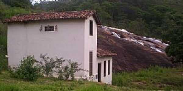 Nelson de Sena-MG-Usina Hidroelétrica-Foto:Célio Oliveira de Souza