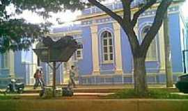 Nepomuceno - Antigo Colégio São José-Foto:jose jorcelino