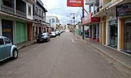 Nepomuceno - Rua Dr.Ernane Vilela Lima-Foto:JPMeganet