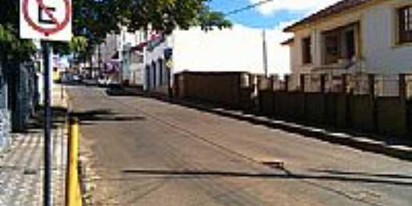 Rua Dr.Rubens Ribeiro-Foto:marcosgio
