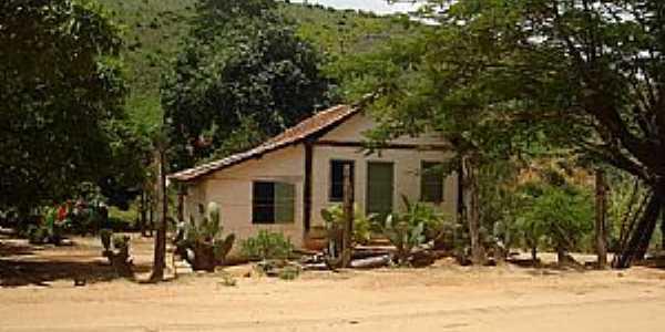 Nicolândia-MG-Casa em área rural-Foto:Nice Gues