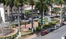 Nova Lima - Praça Bernardino de Lima - Nova Lima/MG