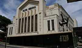Nova Lima - Teatro Municipla de Nova Lima, por Fernando Bezerra.