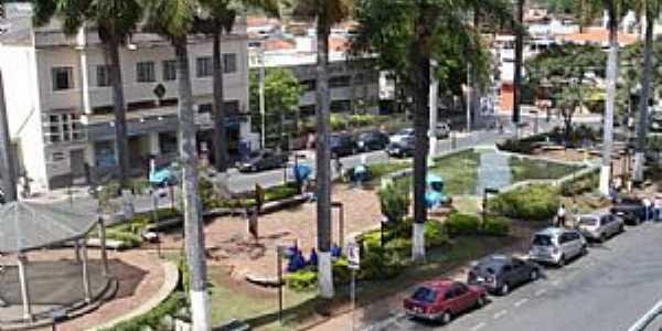 Praça Bernardino de Lima - Nova Lima/MG