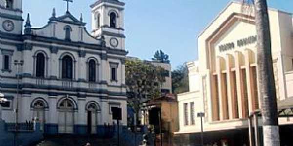 Teatro Municipal Igreja Pilar - Nova Lima/MG