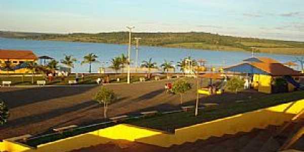 Imagens da cidade de Nova Ponte - MG