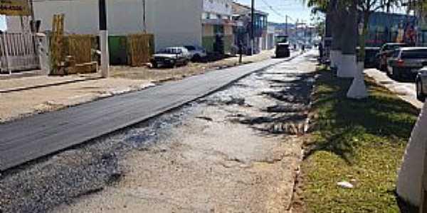 Imagens da cidade de Nova Resende - MG