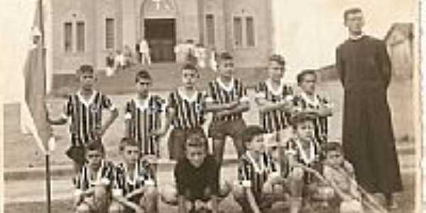 Cruzada Futebol Club em 1956-Foto:aroldinho dos reis
