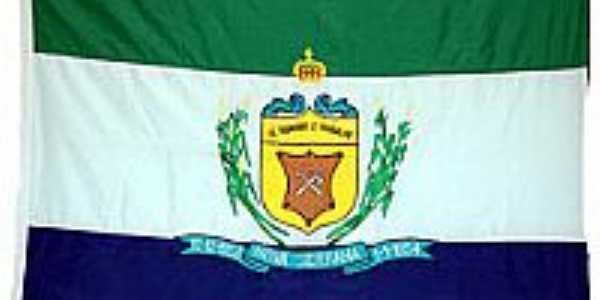 Bandeira de Nova Serrana=MG