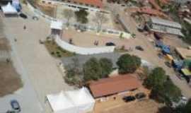 Novo Cruzeiro - Visão Aérea da Entrada do Parque de EventosVisão Aérea da Entrada do Parque de Eventos, Por LUIZ FIGUEIRO