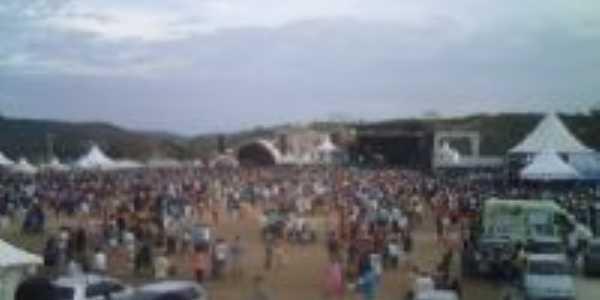 Área de Eventos durante, Por Ademilson de Souza (Demoreno)