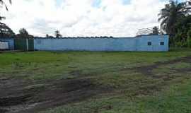 Amado Bahia - Amado Bahia-BA-Entrada do Estádio Cândido Soares-Foto:Blog do Chiquitinha Maravilha