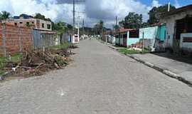 Amado Bahia - Amado Bahia-BA-Rua do Distrito-Foto:Blog do Chiquitinha Maravilha