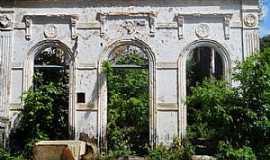 Amado Bahia - Amado Bahia-BA-Ruínas da Igreja de São José-Foto:Blog do Chiquitinha Maravilha