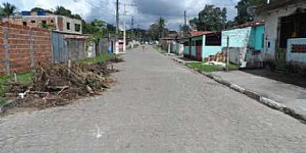 Amado Bahia-BA-Rua do Distrito-Foto:Blog do Chiquitinha Maravilha