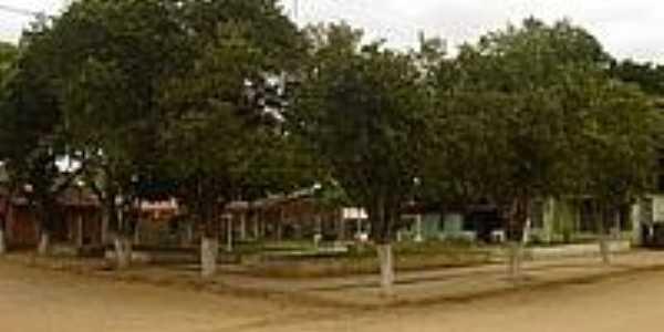 Praça-Foto:Reginaldo Cibrao