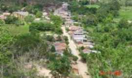 Ocidente - A vila vista do morro do Cruzeiro, Por Elpídio Justino de Andrade