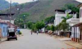 Ocidente - Rua principal do Distrito, Por Elpídio Justino de Andrade