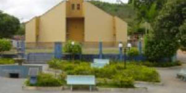 Igreja na vila, Por Elpídio Justino de Andrade