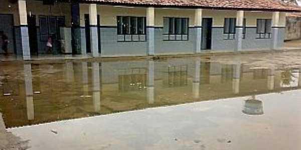 Bananeiras-AL-Escola de Ensino Fundamental-Foto:sertao24horas.com.br