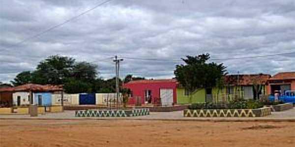 Amaniú-BA-Centro da cidade-Foto:www.sentose.ba.gov.br