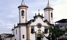 Oliveira - Igreja de N.S.da Oliveira[antiga Matriz]-Foto:Vicente A. Queiroz