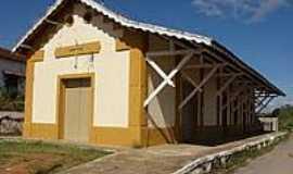 Oliveira - Antiga Estação Ferroviária-Foto:montanha