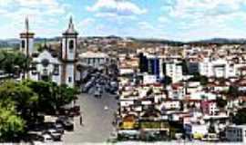 Oliveira - Oliveira-MG-Vista panorâmica da cidade-Foto:www.oliveira.mg.gov.br