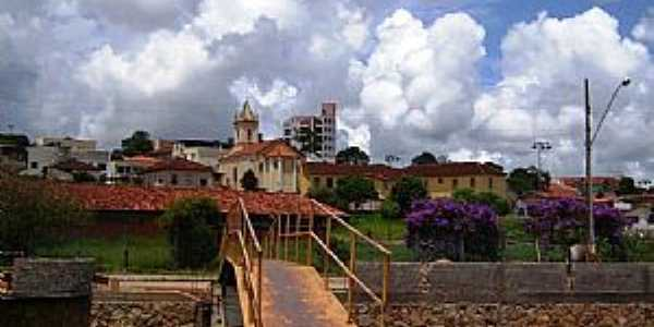 Oliveira-MG-Linda vista da cidade-Foto:André Saliya