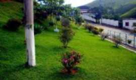 Oliveira Fortes - praça da capela, Por marcia de almeida campos